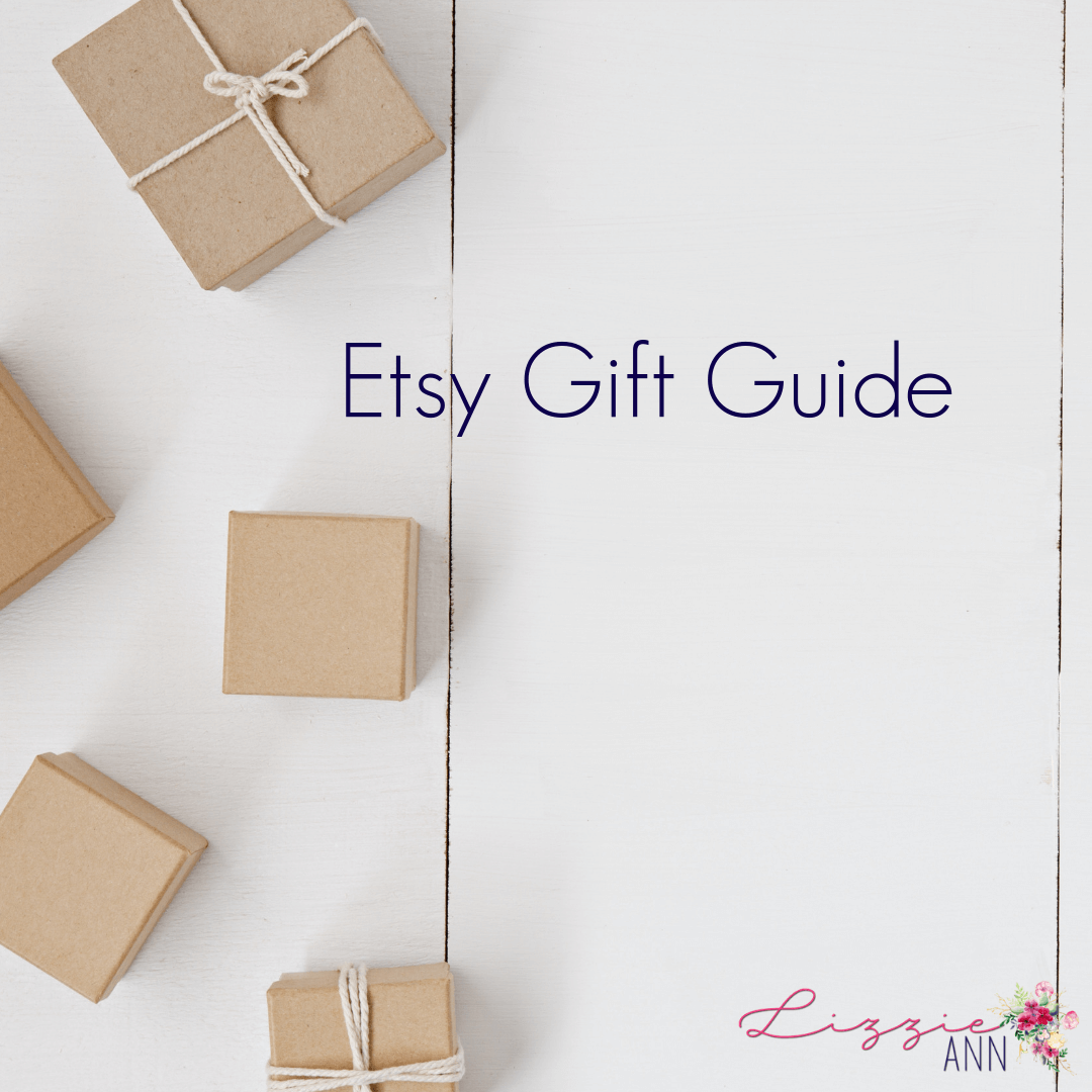 Etsy Gift Guide BlogInstagram