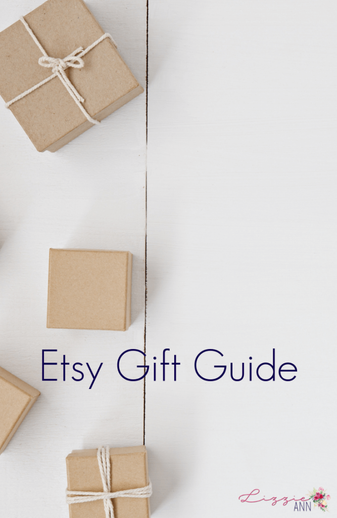 Etsy Gift Guide Pinterest