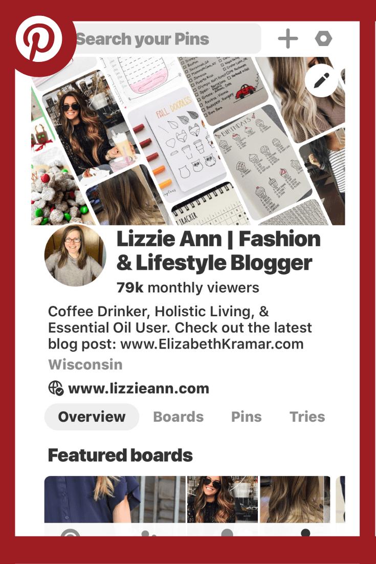 Lizzie Ann on Pinterest