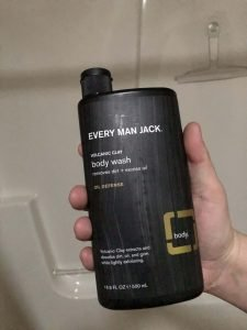 Every Man Jack Body Wash Volcanic Clay