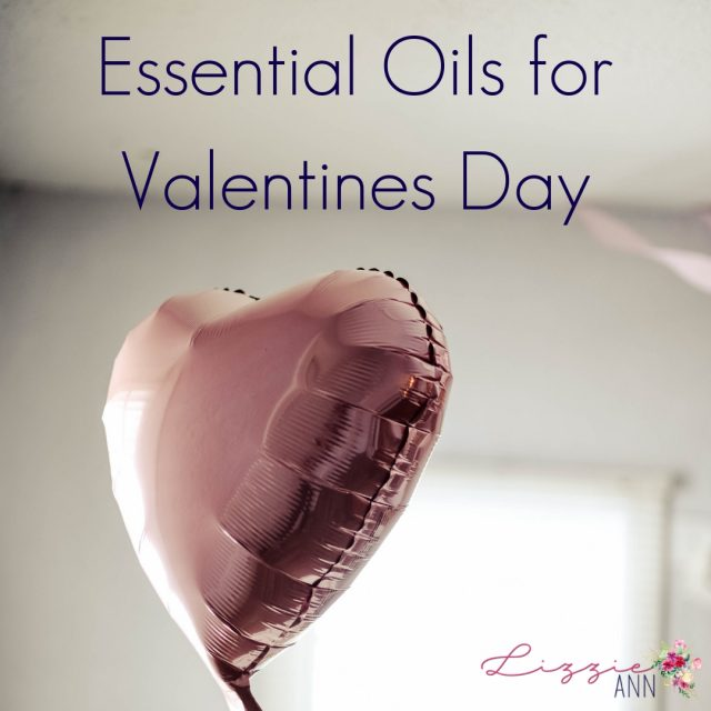 Essential Oils for Valentines Day