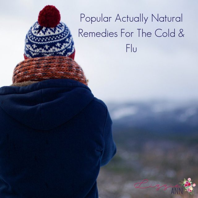 Popular Actually Natural Remedies For The Cold & Flu